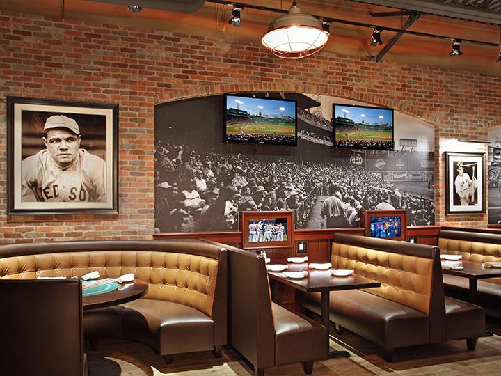 Restaurant Furniture Re-upholstry